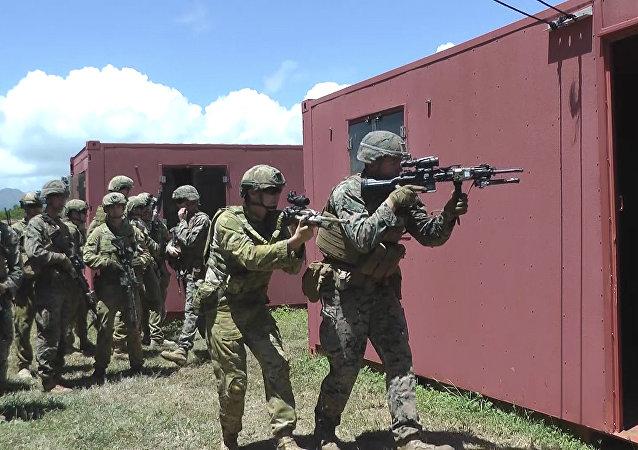 澳大利亞建立與太平洋地區夥伴合作的新軍事部門