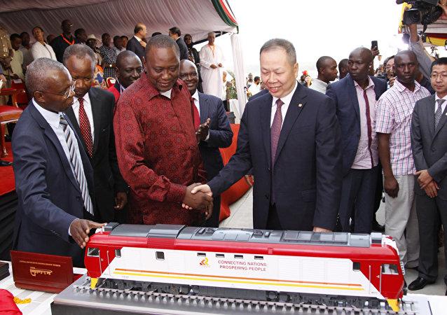 中国投资基础设施促进东非经济一体化