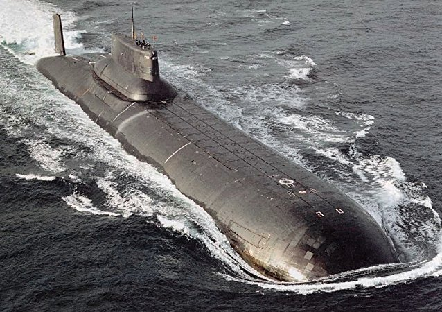 核潜艇(资料图片)