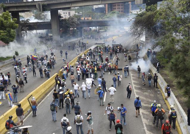 委内瑞拉,冲突