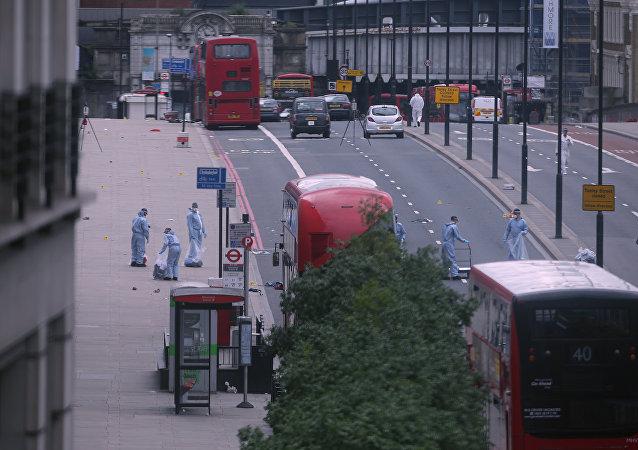 伦敦恐怖袭击