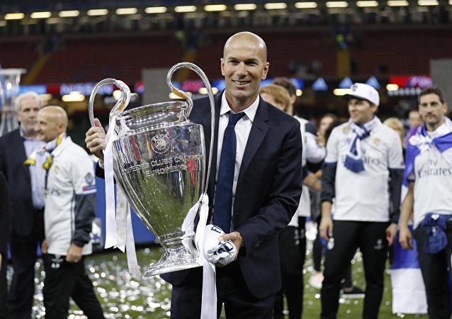 皇馬贏得歐洲 冠軍聯賽後教練得到非同尋常的建議