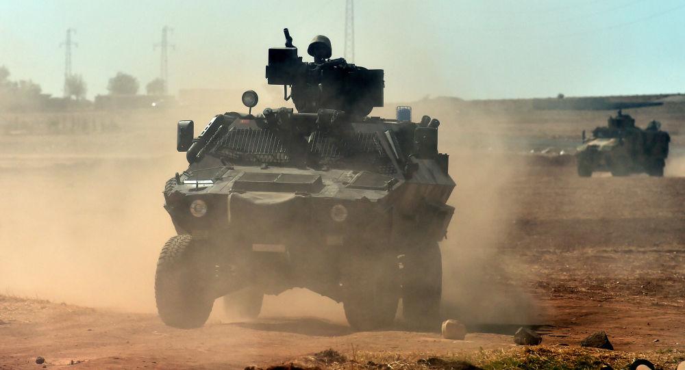 土耳其裝甲車