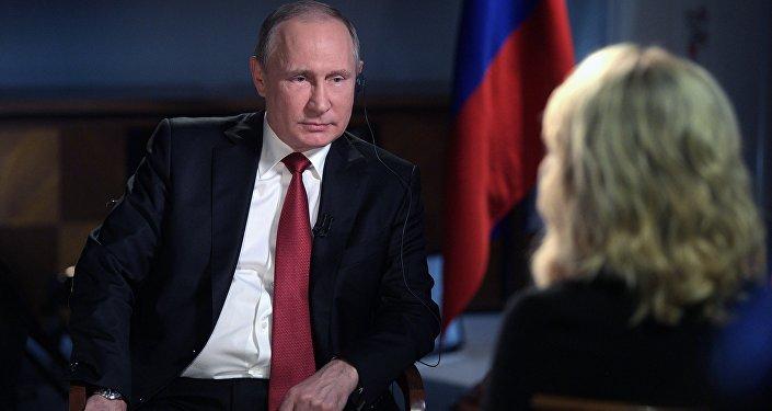 普京:制裁與干涉美國大選無關 這出於遏制俄羅斯的願望
