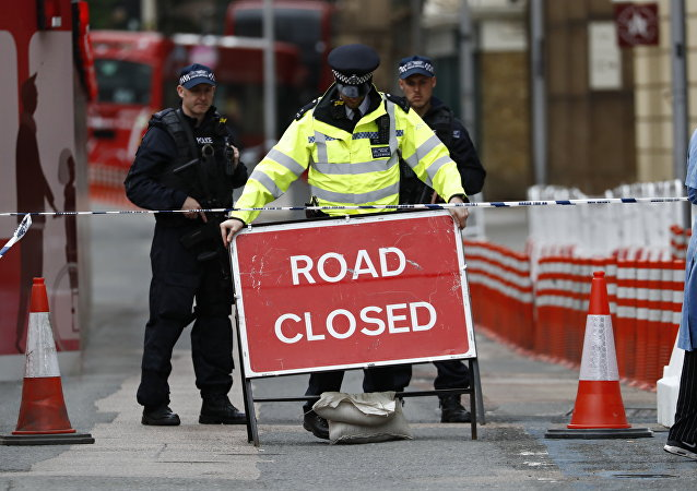 伦敦西部发生持刀伤人事件 嫌犯已被拘留