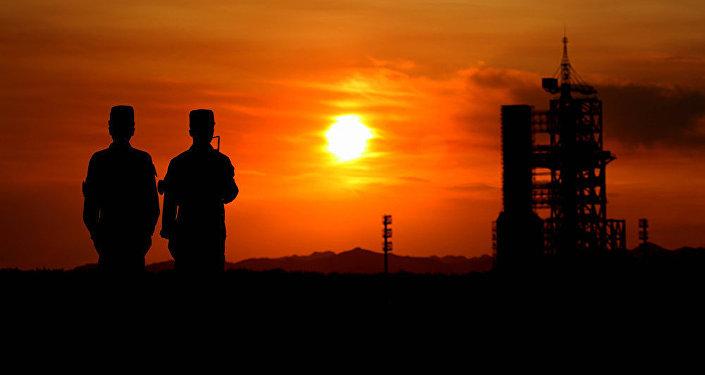 中方反对外空武器化和军备竞赛
