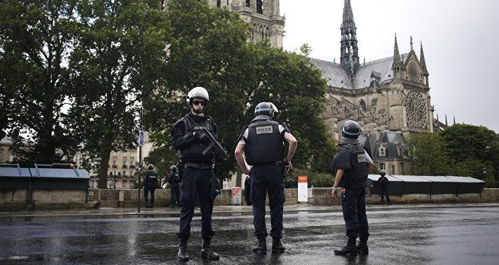 媒体:4名法国对外情报部门雇员被控为中国从事间谍活动