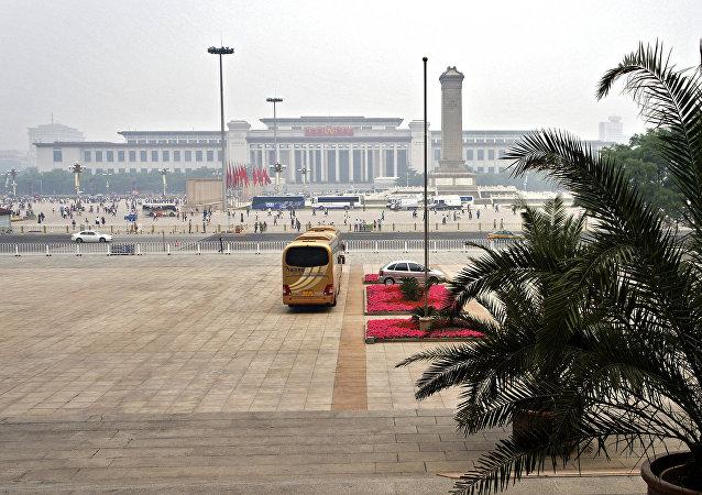 中國國家博物館「慶祝改革開放40週年展覽「展示中國科技創新成就