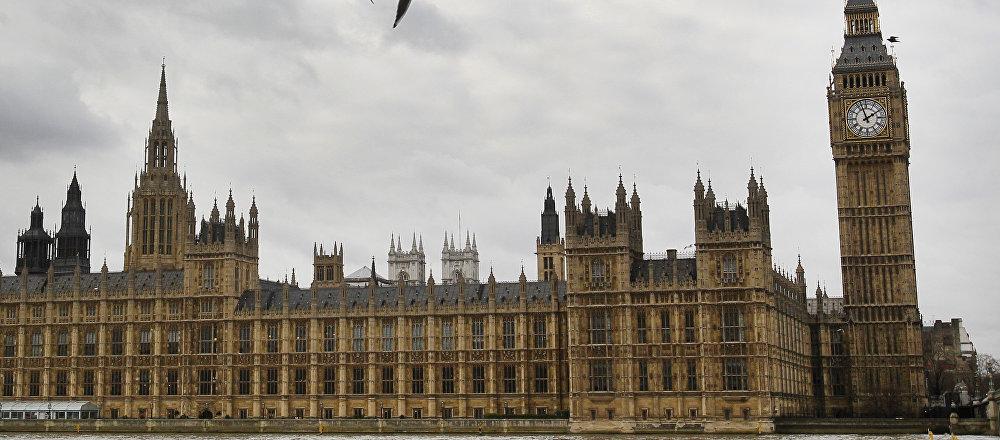 英國議會 (British parliament - Palace of Westminster)