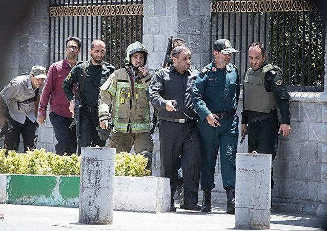 德黑兰遇袭事件导致12死39伤
