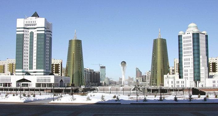俄专家:哈萨克斯坦或成为中国商品输欧的关键过境节点