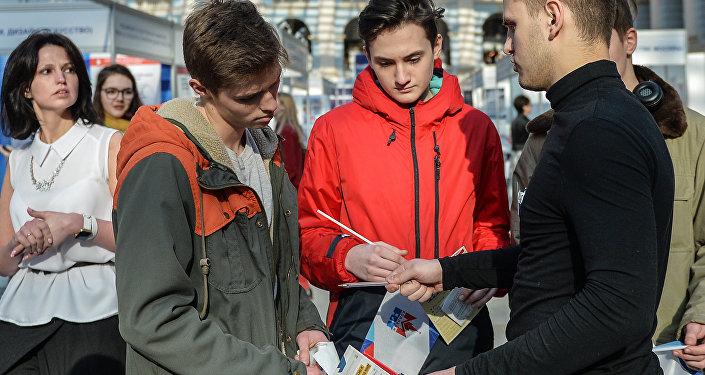专家:相比全球变暖俄年轻一代更担心战争