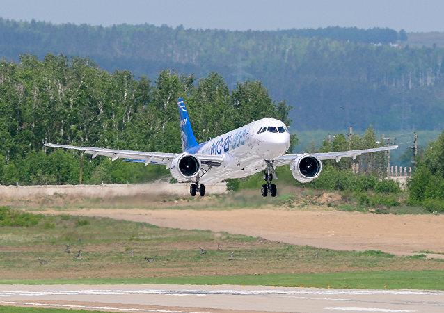 俄罗斯MC-21客机