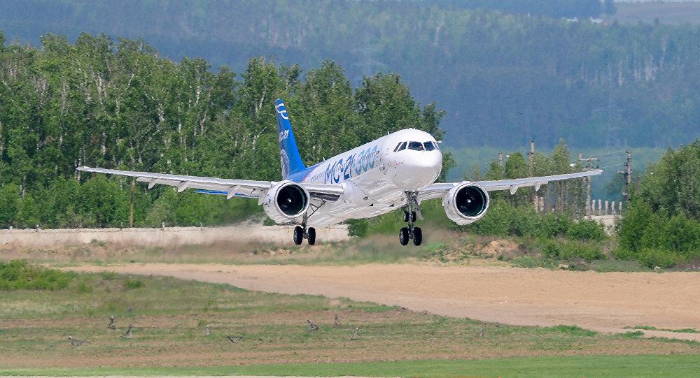 俄国家技术集团拟出售MC-21客机配套设备生产商75%的股权