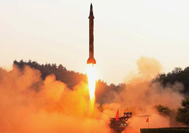 朝鲜或在不久的未来发射洲际弹道导弹