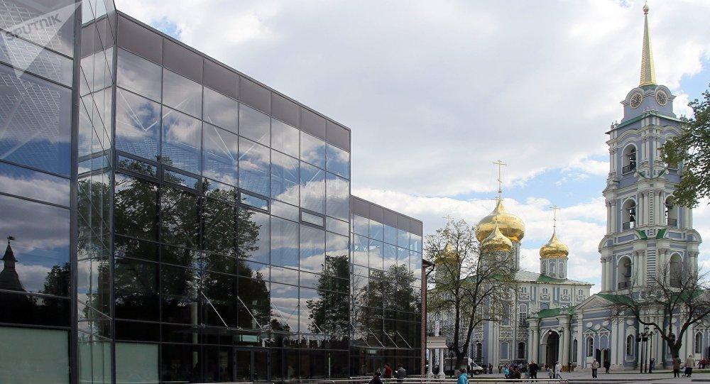 俄罗斯图拉