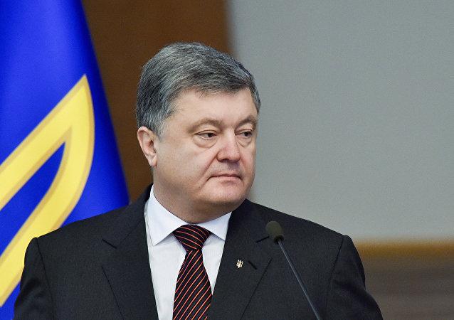 民調:約80%烏克蘭民眾不認同波羅什科總統的政策