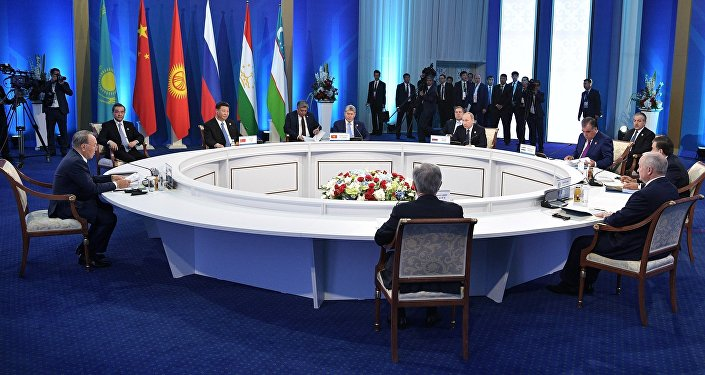 上合组织国家领导人签署反极端主义公约和反恐声明