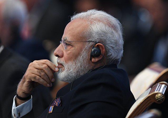 民调:近九成印度人支持总理 对美国好感度持续下滑