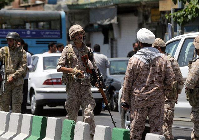 伊朗强力人员