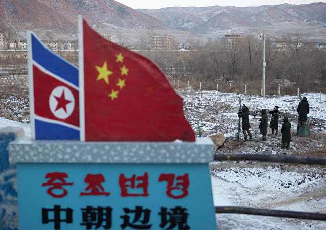 中国商务部:中朝贸易增速总体保持逐月回落态势