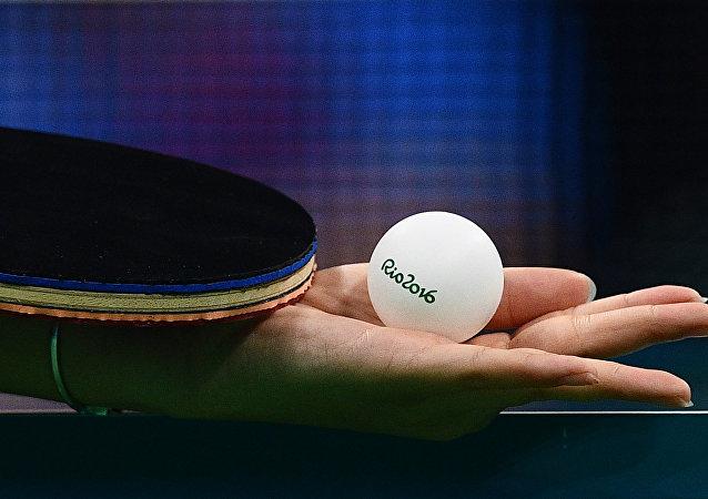 2019中俄青少年乒乓球比賽在黑河拉開帷幕