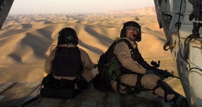 专家:美国近期不会离开阿富汗