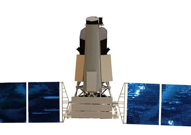 光譜-RG軌道天體物理觀測台