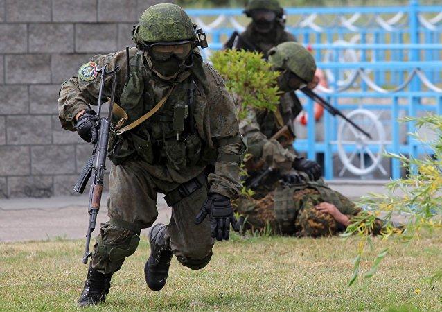 白俄羅斯國防部:白中兩軍將舉行聯合反恐演習