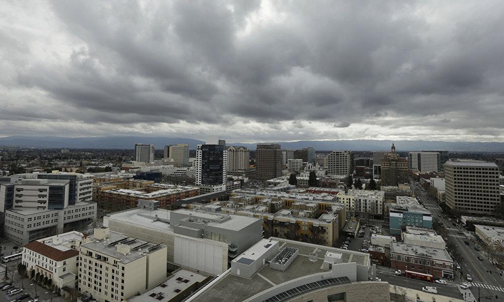 「硅谷首都」的聖何塞