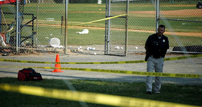 美國華盛頓郊外槍擊案傷者中2人傷勢危重