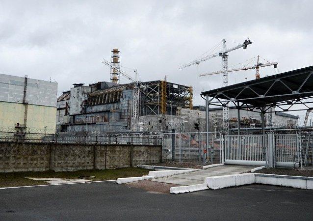 切尔诺贝利核电站