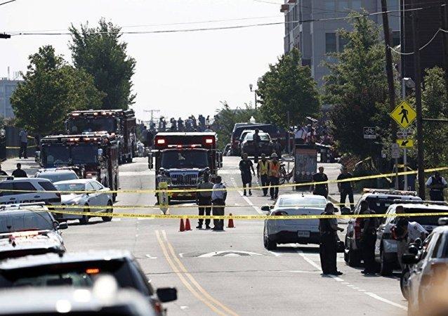 美警方称华盛顿郊外枪击案将由联邦调查局负责调查