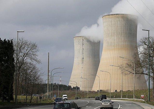 比利時核電站