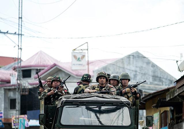 菲律賓最高法院支持在該國南部實施戒嚴