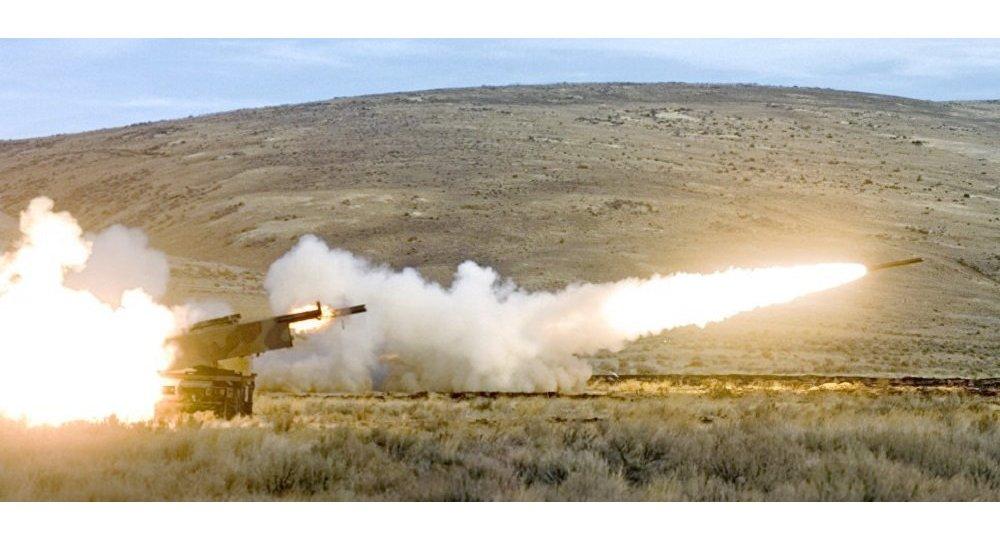 俄国防部:美调派的多管火箭炮或被用来打击叙军