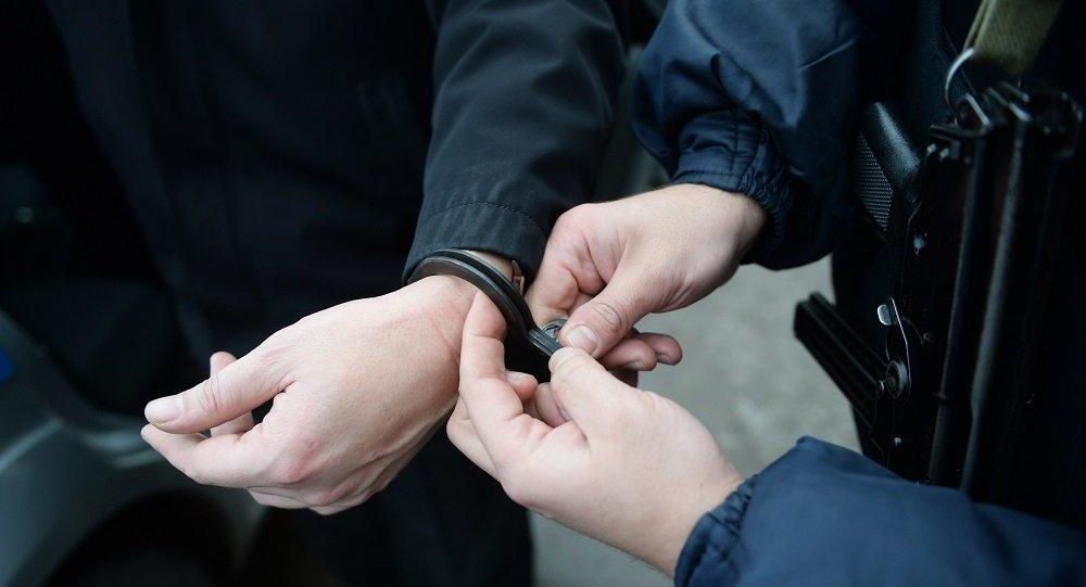在圣彼得堡逮捕一名预谋实施恐怖行为的共犯