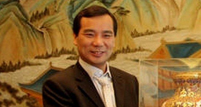中國保險和投資公司安邦保險集團事長兼總經理吳小暉