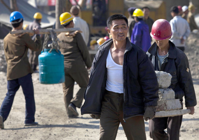俄遠東發展部:為朝鮮勞工提供3200個工作配額