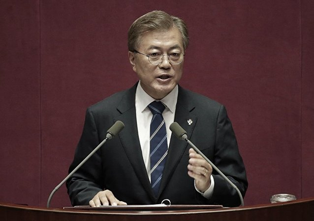 韩国总统通过广播提醒国民中秋出行安全