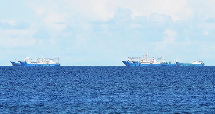 中國外交部:中國與南海問題當事國能夠管控分歧 域外國家不應興風作浪