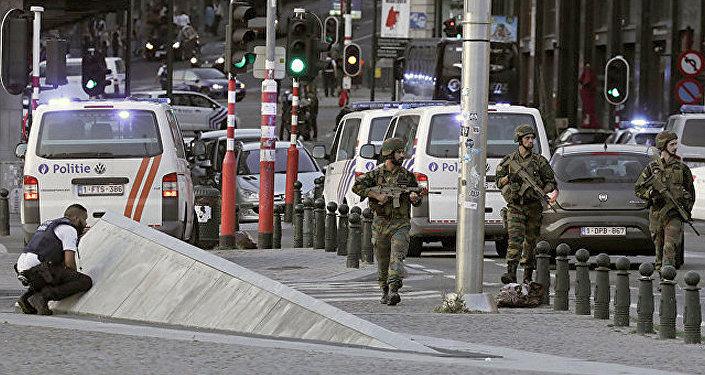 媒体:制造布鲁塞尔车站爆炸恐怖分子的四名身边人员被捕
