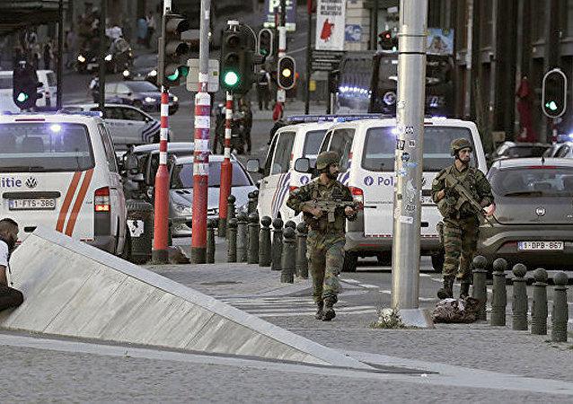 媒體:製造布魯塞爾火車站恐襲的男子已死亡