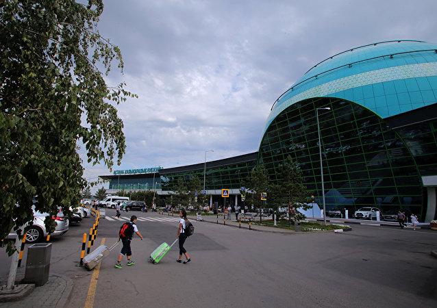 哈萨克斯坦首都机场