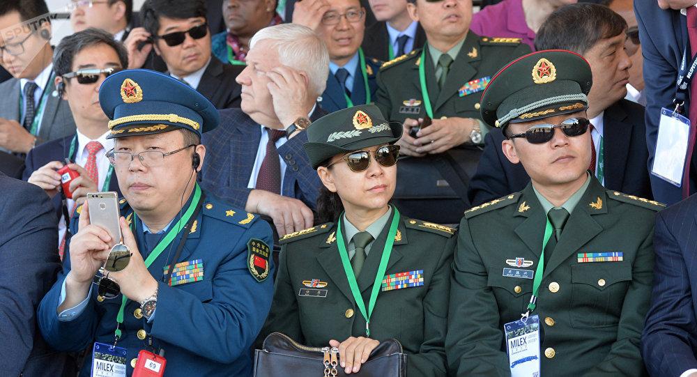 白俄国防部:中国将向白俄赠送一批新式战车
