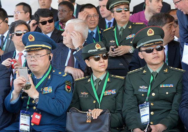 白俄國防部:中國將向白俄贈送一批新式戰車