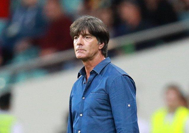 德国主教练约阿希姆·勒夫