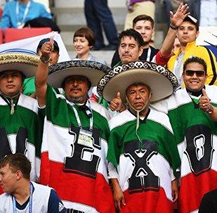 墨西哥足球迷