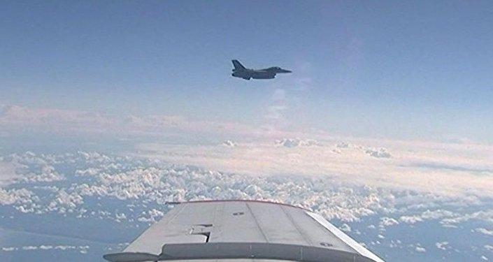 北约战斗机一周内升空一次伴飞俄罗斯飞机
