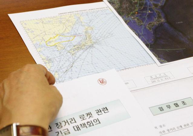 朝鮮半島地圖